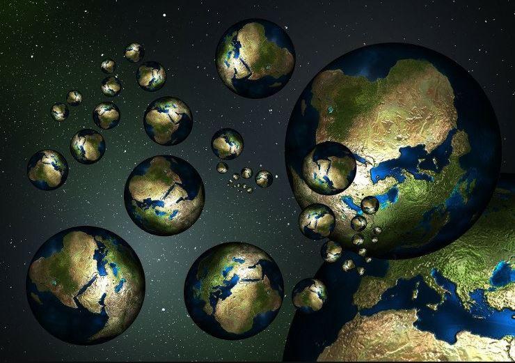 Vũ trụ giãn nở theo thời kỳ và sau đó sẽ thu nhỏ lại bằng kích cỡ của một nguyên tử.