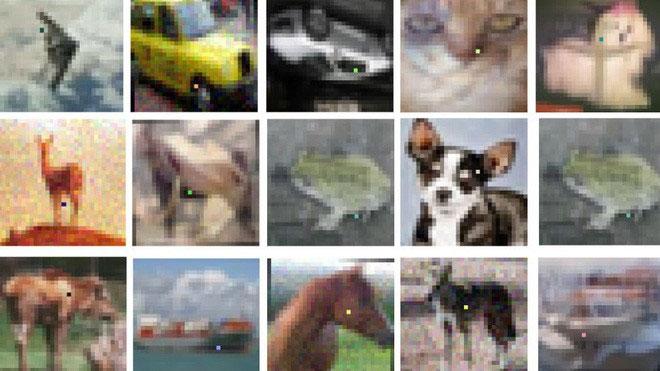 AI đã bị đánh lừa và xác định sai con chó thay vì chiếc máy bay