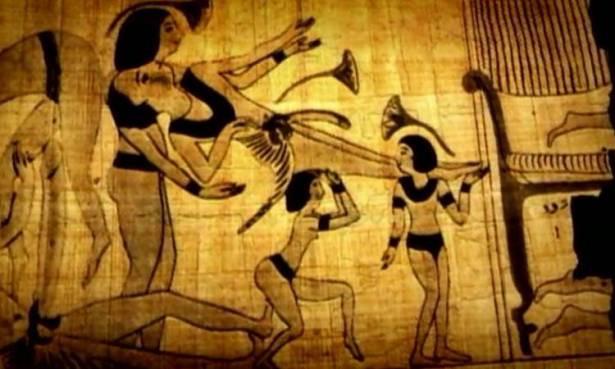 Đồng tính nữ được thừa nhận vào thời Ai Cập cổ