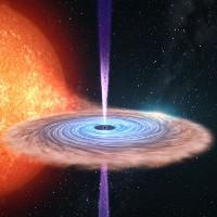 Những dòng plasma nguy hiểm chết người phun ra từ hố đen