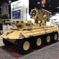 """Đây là robot chiến đấu """"Bóng ma"""" của Ukraine"""