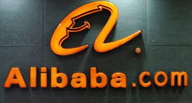 Logo của Alibaba