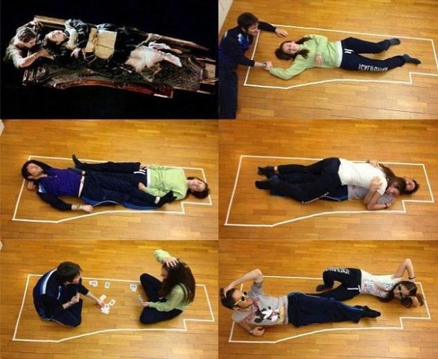 """Một trong những bức hình """"lật tẩy Titanic"""" nổi tiếng."""