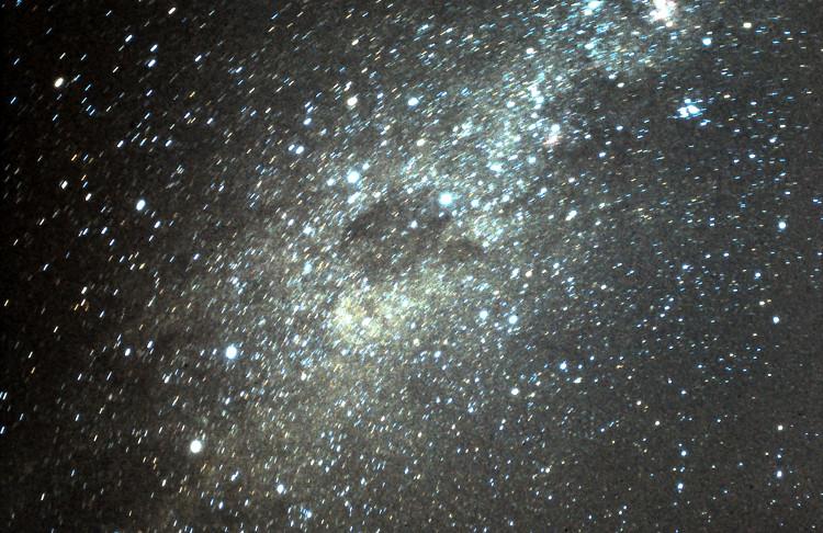 Đây là dải Ngân Hà trên bầu trời bán cầu nam
