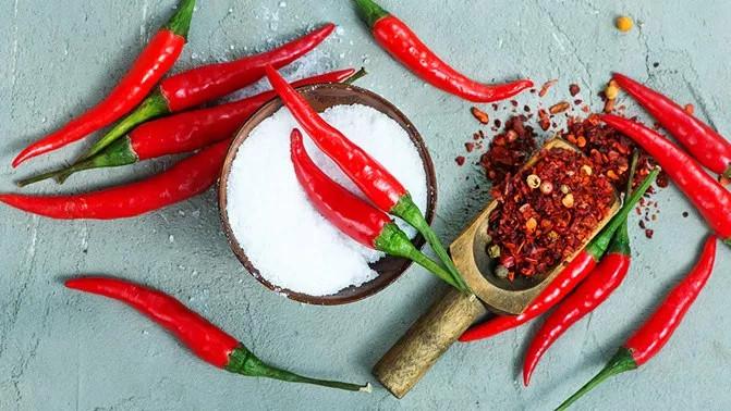 Người yêu thích ăn ớt thường là những người thích phiêu lưu mạo hiểm.