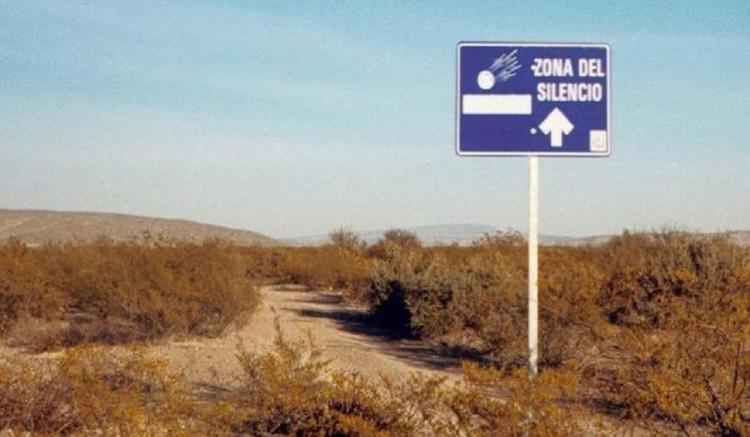 Có nhiều sự kiện không thể giải thích đã xảy ra ở Vùng Im Lặng.