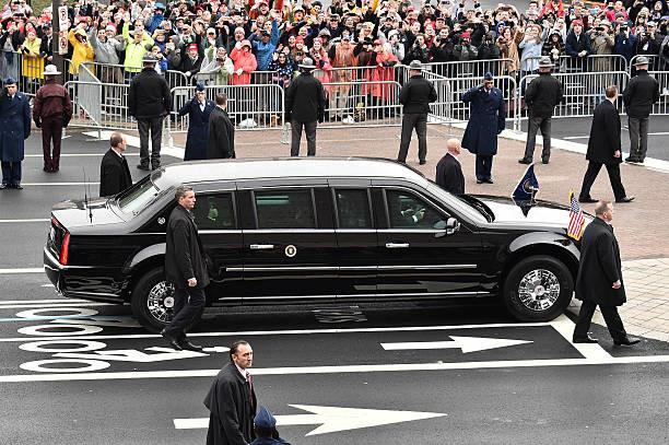 """Ở bên trong, mẫu siêu xe """"hàng khủng"""" Cadillac One có nội thất cực kỳ sang trọng"""