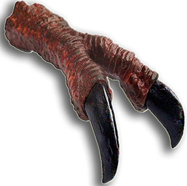 Chi trước của T-rex chỉ có 2 móng dài mỗi bên.