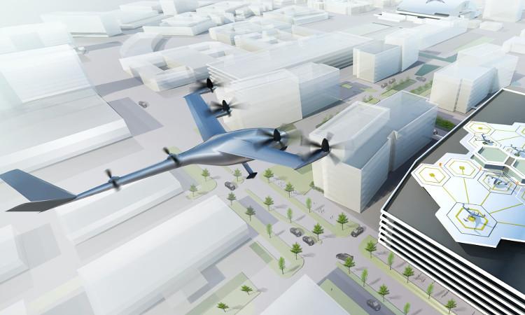 Tầm nhìn của Uber nhằm thực hiện các chuyến taxi bay có thể được hiện thực hóa vào năm 2020.