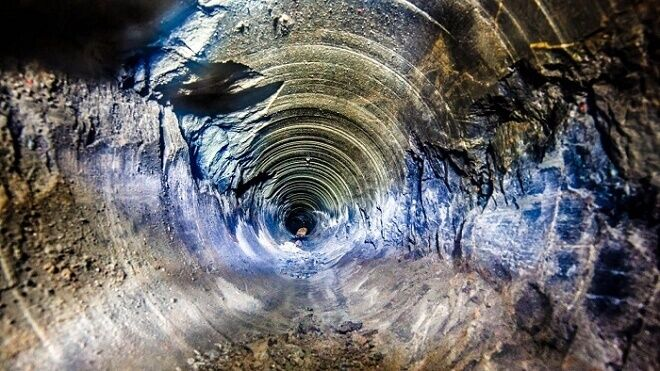 Lỗ khoan sâu nhất hành tinh