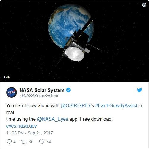 """NASA's Eyes (Windows, Mac): """"Google Earth"""" cho Không gian"""
