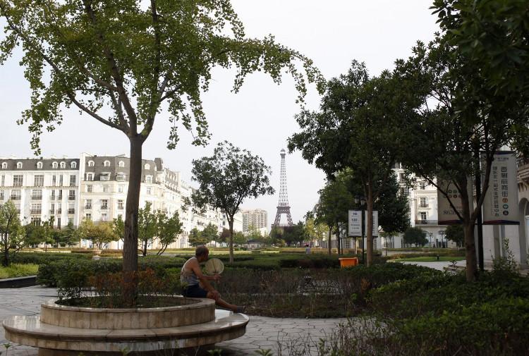 """Bởi còn rất nhiều thành phố khác tại Trung Quốc cũng từng """"nhái"""" theo kiểu Ý, Đức, Anh..."""