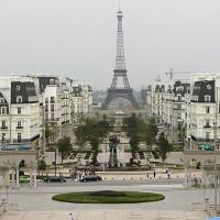"""Cận cảnh thành phố Paris """"nhái"""" ở Trung Quốc"""