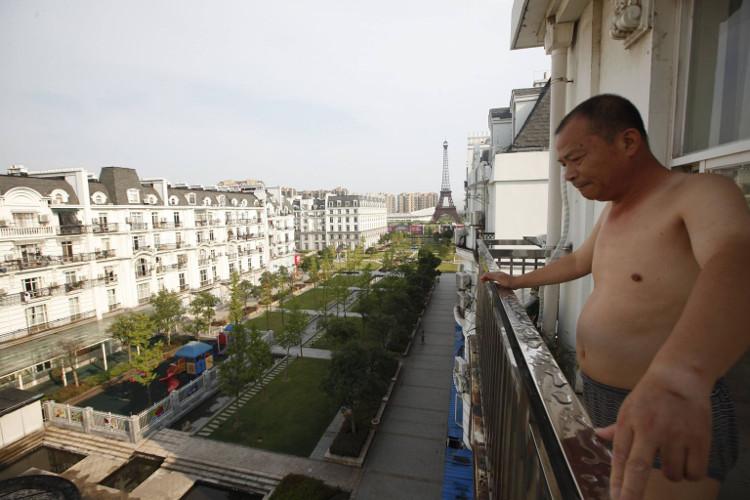 Paris của phương Đông