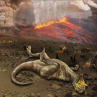 """Khủng long chính là những sinh vật """"đen"""" nhất lịch sử Trái đất"""