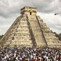 Đường hầm dưới kim tự tháp hé lộ bí ẩn Xà thần của người Maya