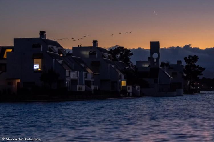 Thành phố ven biển Thái Bình Dương, Foster City thuộc bang California