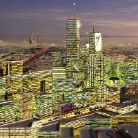 Cùng chiêm ngưỡng thành phố 10 tỷ USD mà Ả-rập Xê-út đang xây dựng