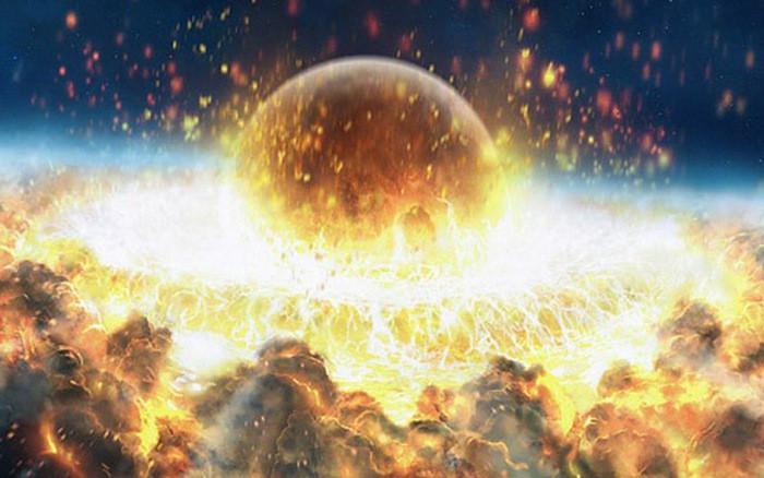 Trái đất có thể sẽ đắm chìm trong bóng tối ít nhất là một tuần.