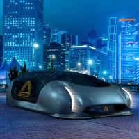 Tàu siêu tốc này có thể di chuyển mà không cần tới đường ống như Hyperloop One