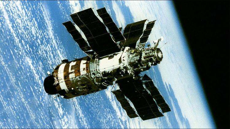 Trạm vũ trụ Saliut-7.