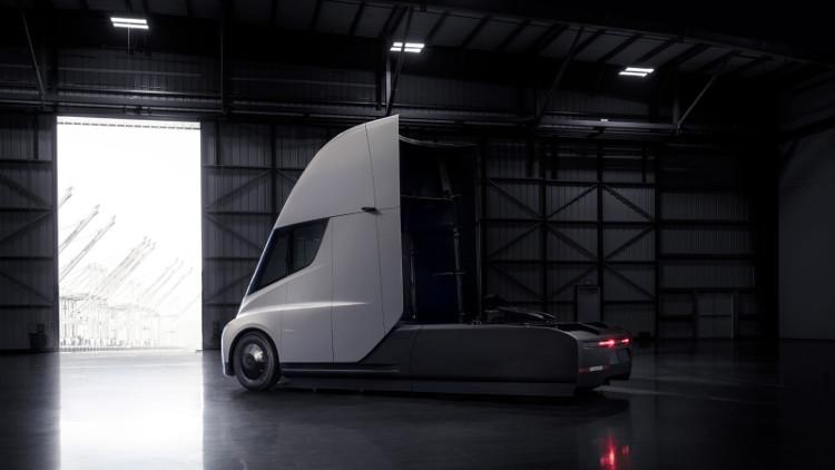 Elon Musk muốn thay đổi thị trường xe tải hiện tại.