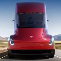 Xe tải điện của Tesla: không gương chiếu hậu, chạy 800km trong 1 lần sạc
