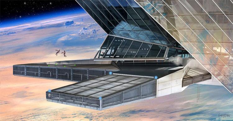 Tiến sĩ Igor Ashurbeyli đề xuất thành lập quốc gia Asgardia ngoài không gian.