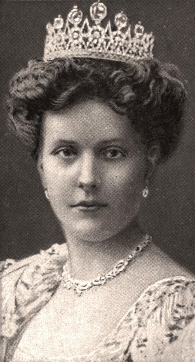 Công nương Alice xứ Battenberg.