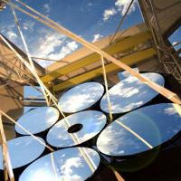 Quá trình chế tạo tấm gương sơ cấp cho siêu kính thiên văn
