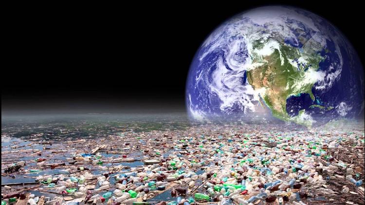 Ô nhiễm môi trường biển đang là vấn nạn toàn cầu