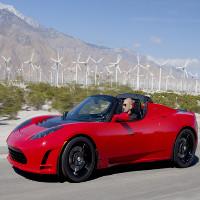 Trong tương lai,xe Tesla Roadster của Elon Musk còn có thể bay được