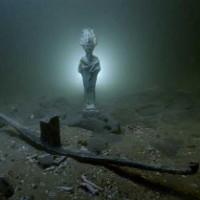 Xác tàu đắm hàng nghìn năm chứa tiền vàng dưới biển Ai Cập