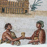 Cách giúp người La mã có hàm răng trắng đẹp khi chưa có kem đánh răng