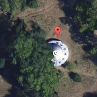 Google Maps phát hiện 8 căn cứ kỳ lạ của người ngoài hành tinh?