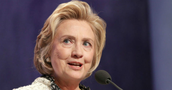 Bà Clinton cho rằng nước Mỹ chưa chuẩn bị đủ để đối phó với các hệ quả của AI.