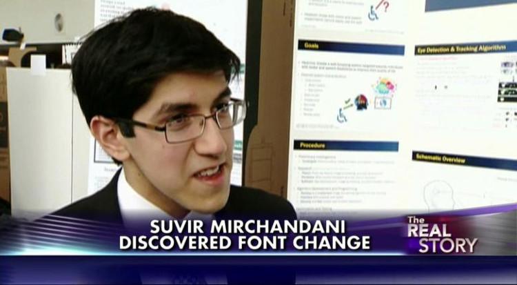 Ý tưởng của Suvir giúp tiết kiệm hàng trăm triệu USD.
