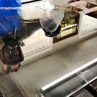 Video: Phương pháp hóa học biến kính thành gương trong hai phút