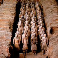 Vũ khí tinh xảo của đội quân đất nung trong mộ Tần Thủy Hoàng