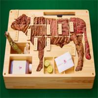 Hộp thịt bò Wagyu ngon nhất Nhật Bản đắt ngang một chiếc SH 125i