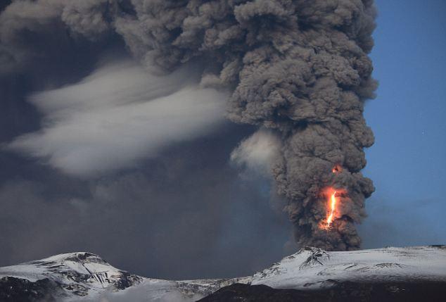 Trái Đất có thể trở nên lạnh hơn do tro bụi núi lửa tiến sâu vào bầu khí quyển.