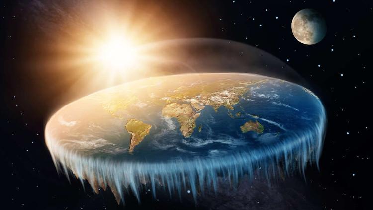 Có nhóm người vẫn tin rằng Trái đất phẳng, không phải hình cầu.