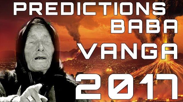 Nhà tiên tri Vanga đã có những tiên đoán rợn người