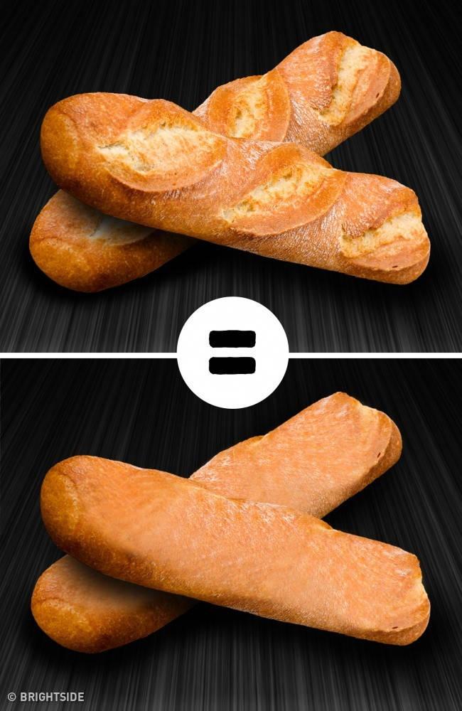 Tại sao bánh mì có vết khứa trên mặt