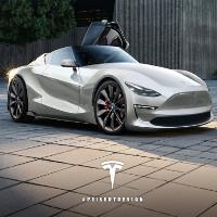Elon Musk tuyên bố đưa xe điện Tesla Roadster lên sao Hỏa