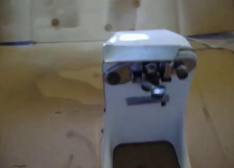 Dụng cụ mở hộp chạy điện do Udico phân phối.