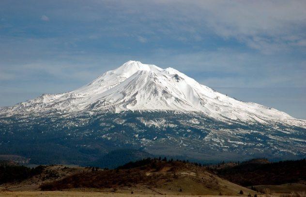 Núi Shasta