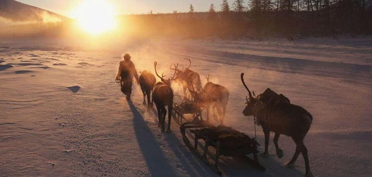Mọi thứ đều có thể đóng băng tại Oymyakon.