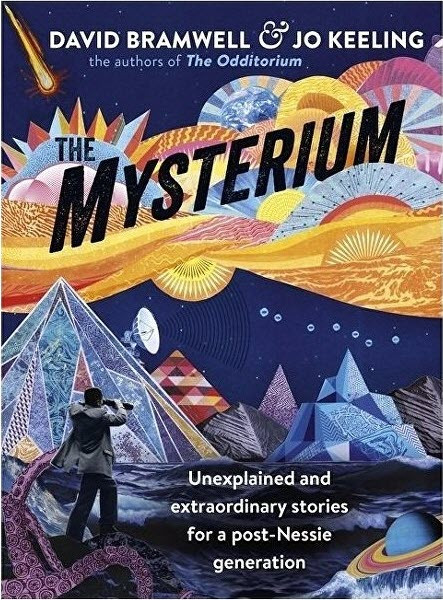 Jo Keeling là tác giả cuốn sách về những câu chuyện bí ẩn nhất trên thế giới.