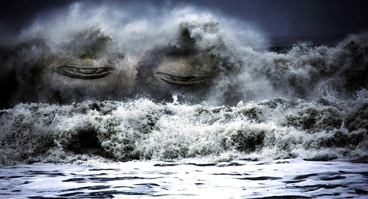 Những cơn sóng quái vật có thể là nguyên nhân khiến tàu thuyền mất tích bí ẩn trên biển.